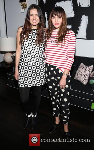Kate Spade and Natalie & Delana Suarez