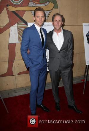 Tom Hiddleston and Marc Abraham