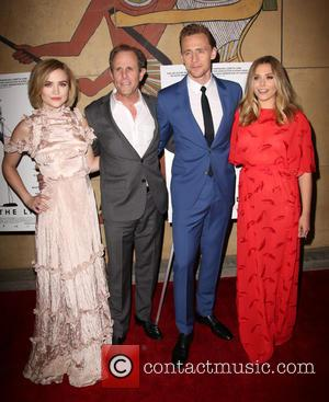 Maddie Hasson, Marc Abraham, Tom Hiddleston and Elizabeth Olsen
