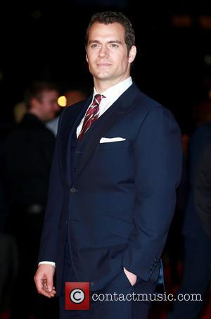 Henry Cavill - 'Batman v Superman: Dawn of Justice' film premiere, London, Britain - London, United Kingdom - Wednesday 23rd...