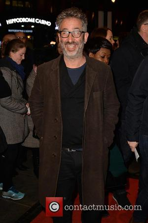 David Baddiel - People, Places and Things' - Press Night at the Wyndham's Theatre in London, England. 23 March 2016....