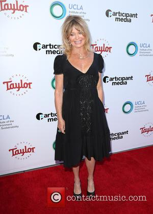 Goldie Hawn: 'Amy Schumer Comedy Got Under My Skin'