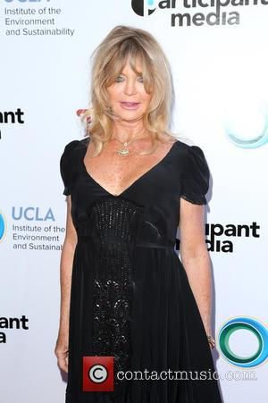 Goldie Hawn Credits Juicing And A Simple Diet To Good Health At 70