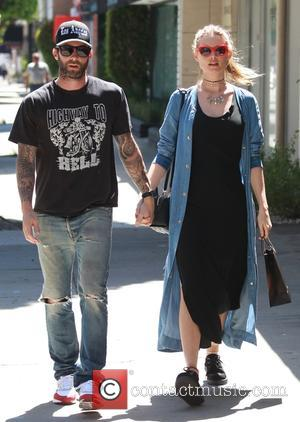 Adam Levine Publicly Celebrates Wife And Baby For First Time