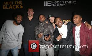 Rob Gronkowski, Jamie Foxx, Deon Taylor and Guests