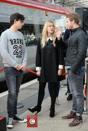Edith Bowman, Sam Branson and Matt Richardson