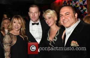Ramona Singer, Robert Wayne, Dorinda Medley and John Mahdessian