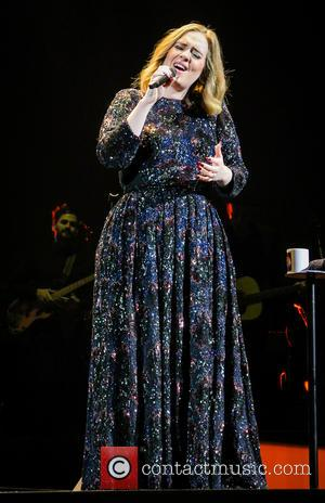 Adele Adkins - Adele performs live in Birmingham at the Genting Arena on her UK tour at Genting Arena -...