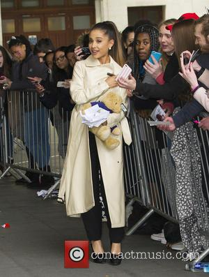 Ariana Grande 'Haunted' By Late Grandfather's Words