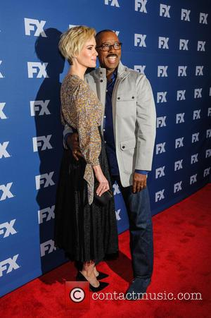 Sarah Paulson and Courtney B. Vance