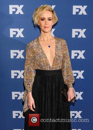 Sarah Paulson Hooked On Smoking After O.j. Simpson Role