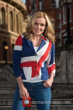 Palace Rejects Katherine Jenkins' 'Queen's Speech' Request
