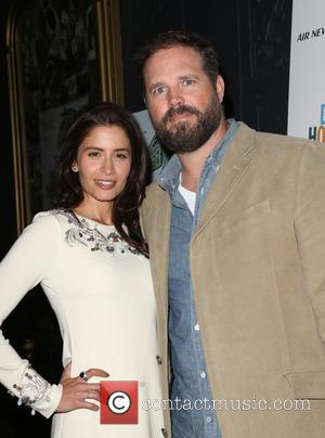 Mercedes Masohn and David Denman