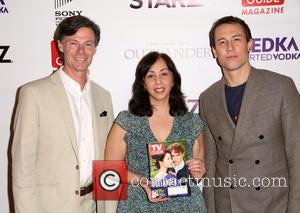Paul Turcotte, Nerina Rammairone and Tobias Menzies