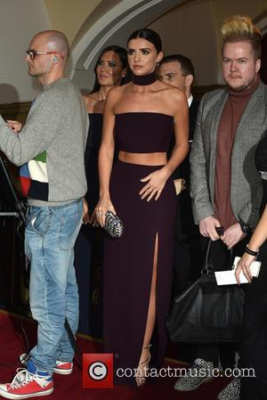 Lucy Mecklenburgh - National Film Awards held at the Porchester Hall - Arrivals. - London, United Kingdom - Thursday 31st...