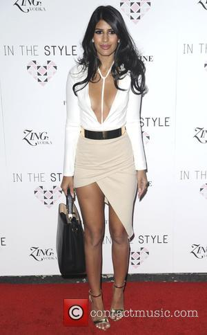 Jasmin Walia - Various celebrities attend In The Style Spring Summer Launch - London, United Kingdom - Thursday 31st March...