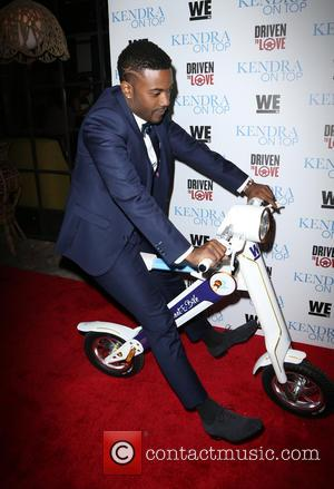 Ray J - Premiere of 'Kendra On Top' and 'Driven To Love' at Estrella Sunset - Arrivals at Estrella Sunset...