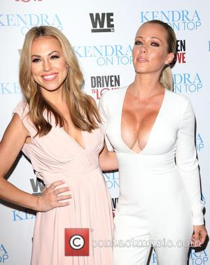 Jessica Hall and Kendra Wilkinson