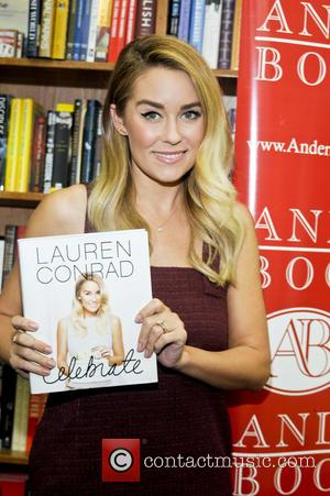 Lauren Conrad - Lauren Conrad, fashion and style icon signs copies of 'Celebrate' at Anderson's Bookshop in Lagrange at Anderson's...