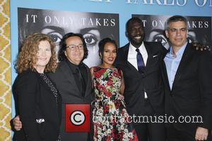 Janice Williams, Kerry Washington, Rick Famiyiwa and Michael London