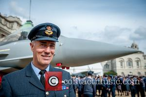 Guards, Andy Green, Raf Fighter Pilot and World Land Speed Record Holder.