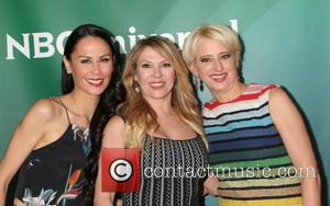 Julianne Wainstein, Ramona Singer and Dorinda Medley