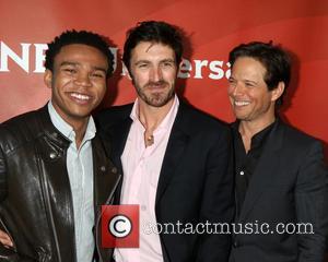 Robert Bailey Jr, Scott Wolf and Eoin Macken