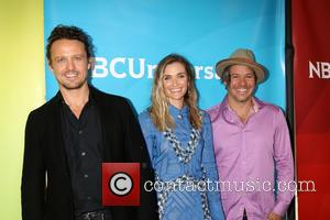 David Lyons, Bre Blair and Michael Raymond James