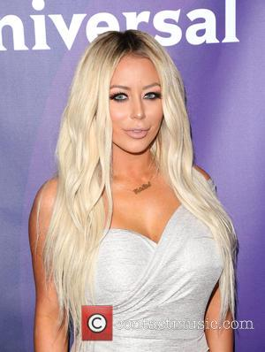 Aubrey O'day Back On With With Pauly D