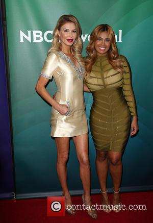 Brandi Glanville and Somaya Reece