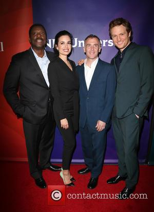 Eamonn Walker, Torrey Devitto, David Eigenberg and Nick Gehlfuss
