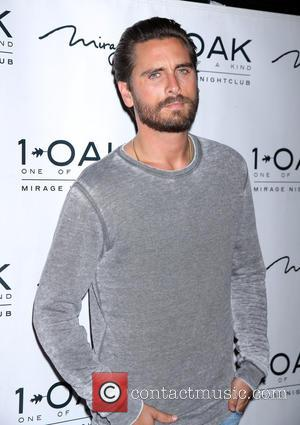 Scott Disick Parties With Victoria's Secret Wannabe