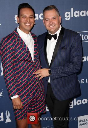 Salvador Camarena and Ross Mathews