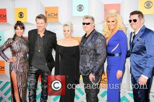 Rascal Flatts - 51st ACM Awards 2016 held at the MGM Grand Garden Arena inside MGM Grand Hotel & Casino...
