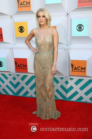 Carrie Underwood - 51st ACM Awards 2016 held at the MGM Grand Garden Arena inside MGM Grand Hotel & Casino...
