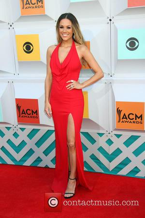 Jana Kramer - 51st ACM Awards 2016 held at the MGM Grand Garden Arena inside MGM Grand Hotel & Casino...