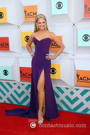 Nancy O'Dell - 51st ACM Awards 2016 held at the MGM Grand Garden Arena inside MGM Grand Hotel & Casino...