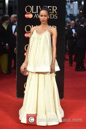 Zawe Ashton - The Olivier Awards held at the Olivier Awards - Arrivals. - London, United Kingdom - Sunday 3rd...