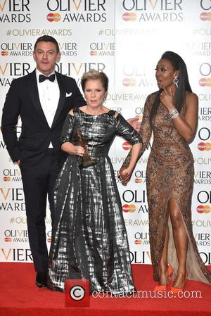 Imelda Staunton, Luke Evans and Beverley Knight