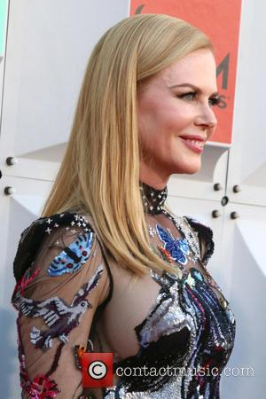 Nicole Kidman - 51st Academy of Country Music Awards Arrivals at the MGM Grand Garden Arena on April 3, 2016...
