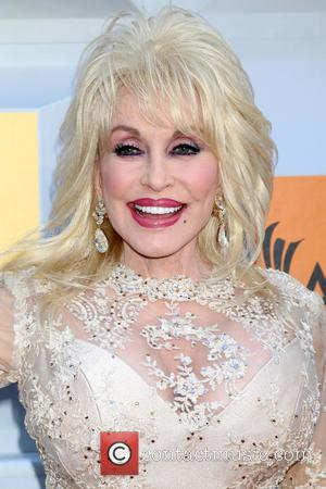 Dolly Parton - 51st Academy of Country Music Awards Arrivals at the MGM Grand Garden Arena on April 3, 2016...