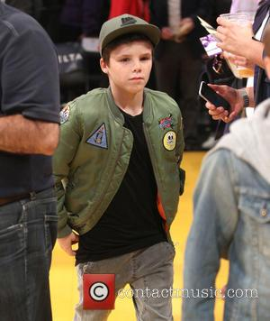 Cruz Beckham Being Groomed For Stardom By Justin Bieber's Manager