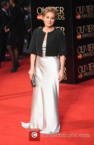 Zoë Wanamaker - The Olivier Awards held at the Royal Opera House - Arrivals at Royal Opera House Covent Garden...
