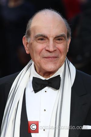 David Suchet - The Olivier Awards 2016 held at the Royal Opera House - Arrivals - London, United Kingdom -...