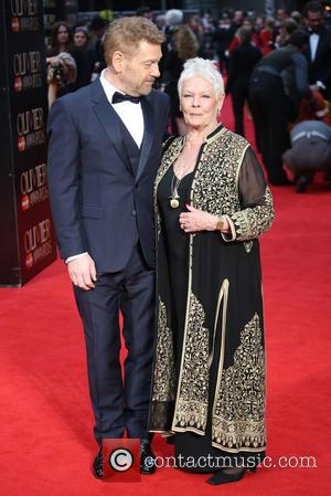 Kenneth Branagh and Dame Judi Dench