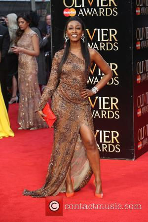 Beverley Knight - The Olivier Awards 2016 held at the Royal Opera House - Arrivals - London, United Kingdom -...