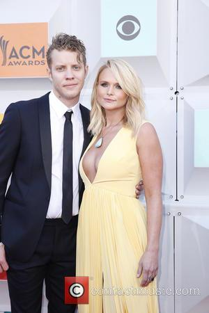 Miranda Lambert Wears Her Heart On Her Sleeve With Anderson East Shirt