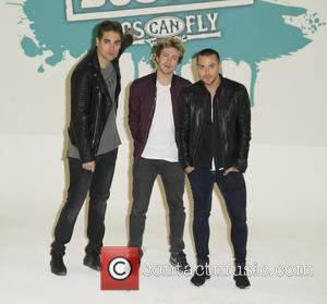 Charlie Simpson, Matt Willis and James Bourne