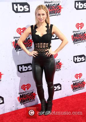 Iliza Shlesinger - Celebrities attend iHeartRadio Music Awards at The Forum. at The Forum - Los Angeles, California, United States...