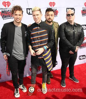 Kevin Ray, Nicholas Petricca, Eli Maiman, Sean Waugaman and Walk The Moon